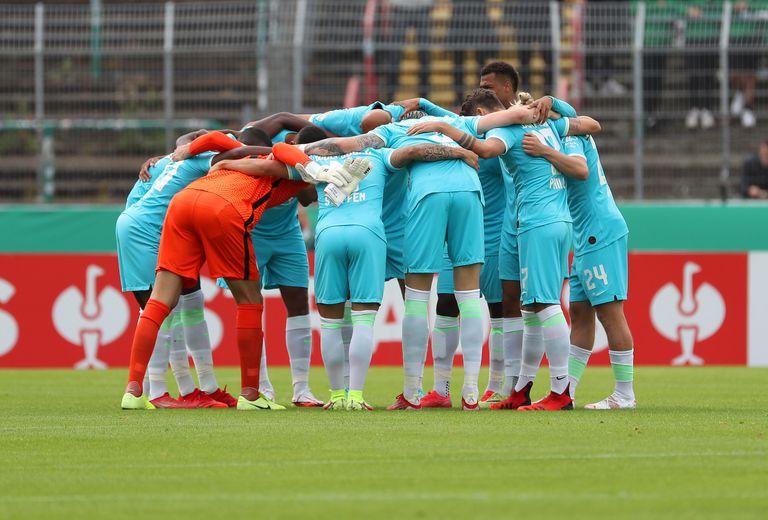 El Wolfsburgo había ganado el partido de primera ronda pero quedó eliminado