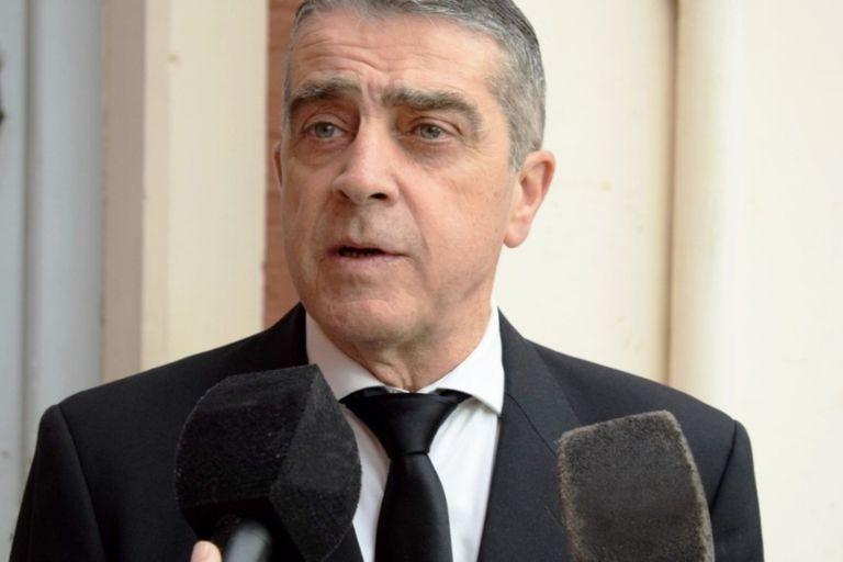 El senador Armando Traferri