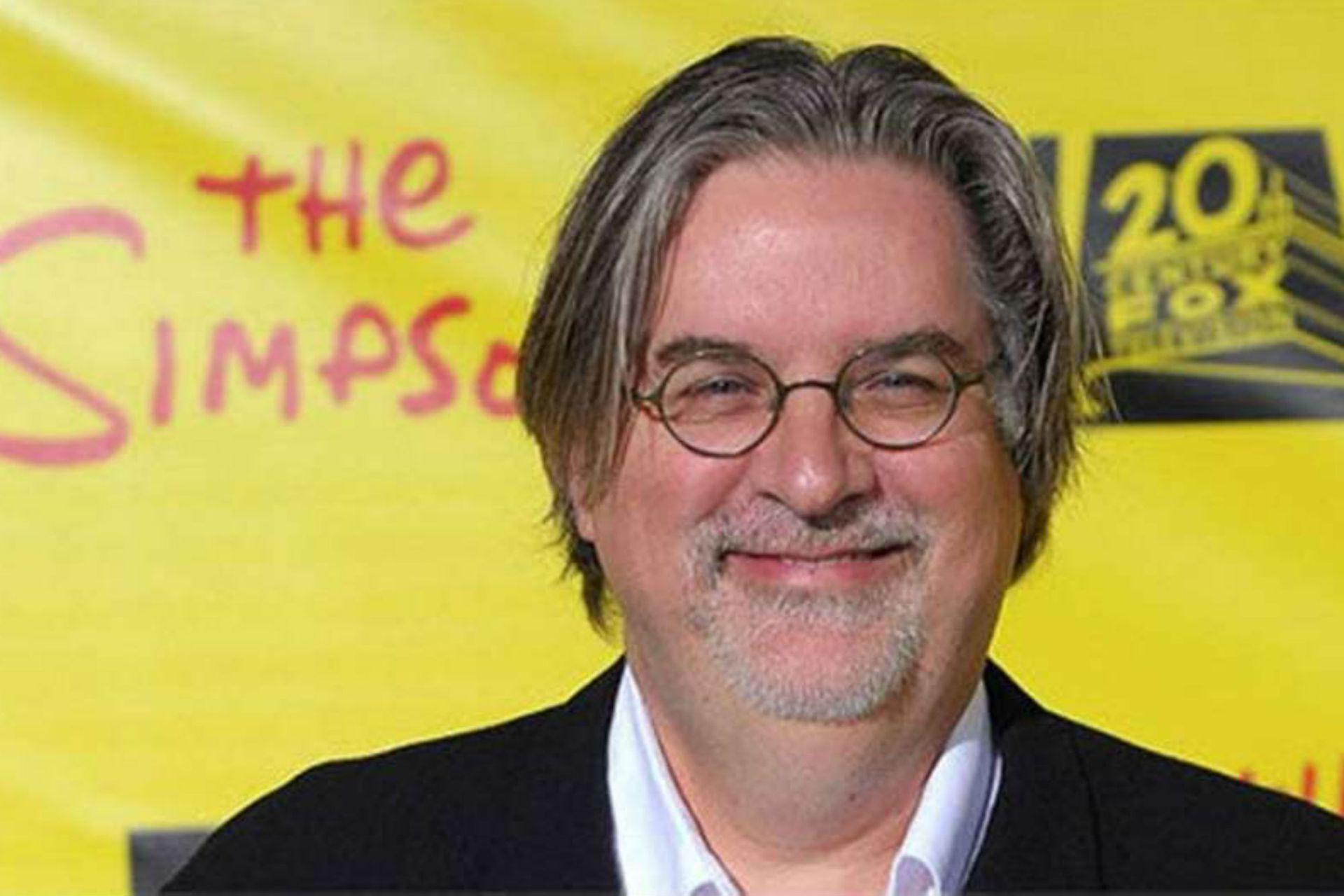 Matt Groening desembarca en Netflix