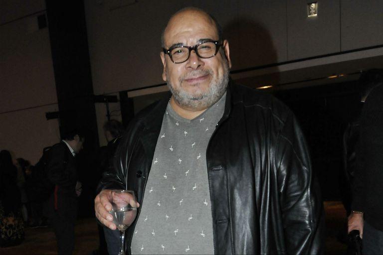 Roly Serrano, nominado como actor de reparto por El Marginal
