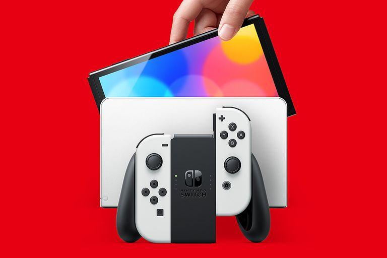 Nintendo anuncia una nueva versión de su consola portátil con una pantalla más grande