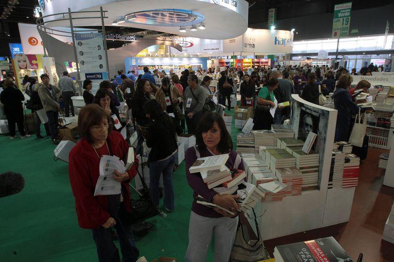 La Feria del Libro de Buenos Aires tampoco este año se hará en abril