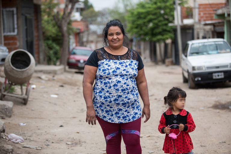 Termómetro de la situación social en los barrios populares. Loma Hermosa