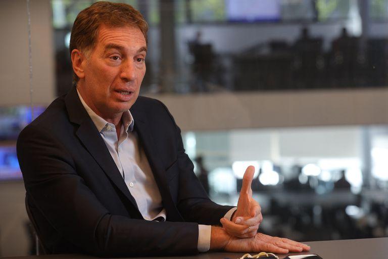 """Diego Santilli, ante la crisis del coronavirus: """"Sería un error mirar encuestas para tomar decisiones"""" - LA NACION"""