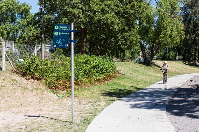 El sendero deportivo irá desde la calle Del Barco Centenera hasta el viejo espigón de San Isidro