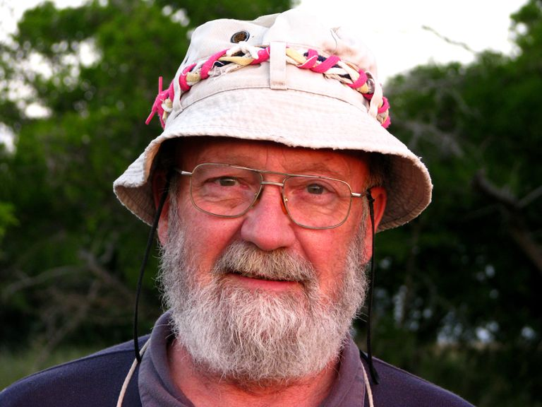 Falleció Mauricio Rumboll, el descubridor del macá tobiano.