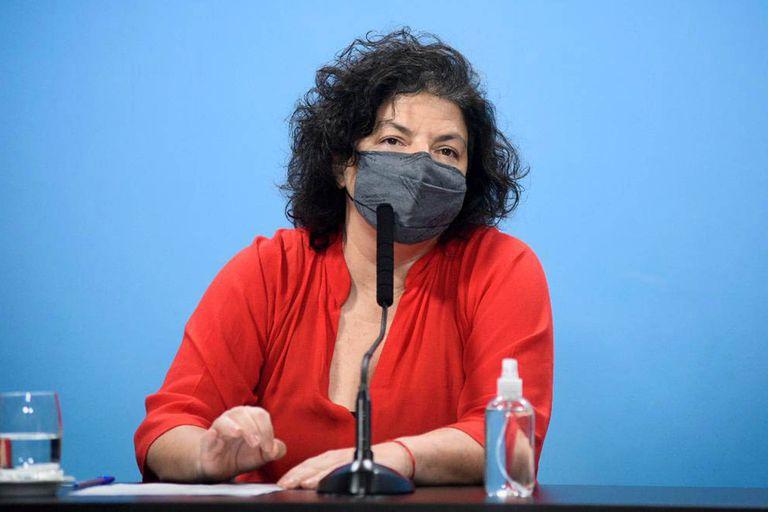 """Según Vizzotti, """"presionar"""" por vacunas es común: """"Si no lo hacemos nosotros, lo hacen otros"""""""