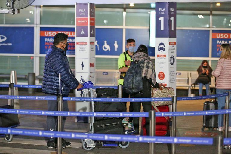 Las líneas aéreas empiezan a informar las aprobaciones hasta el 8 de agosto