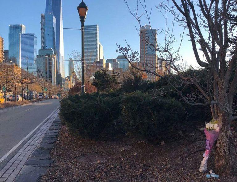 Un homenaje a los rosarinos, en el lugar del atentado en Nueva York