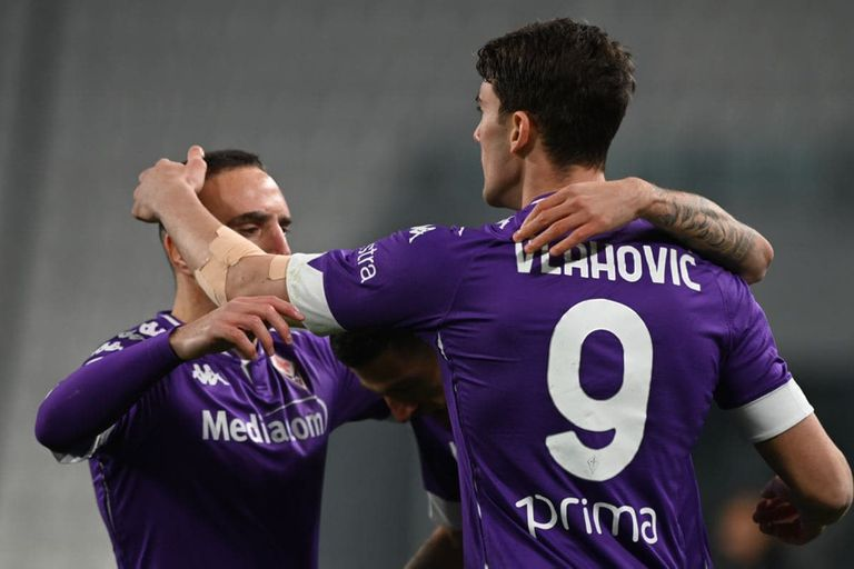 Sorpresa en Turín: Fiorentina goleó 3 a 0 a Juventus y le quitó el invicto