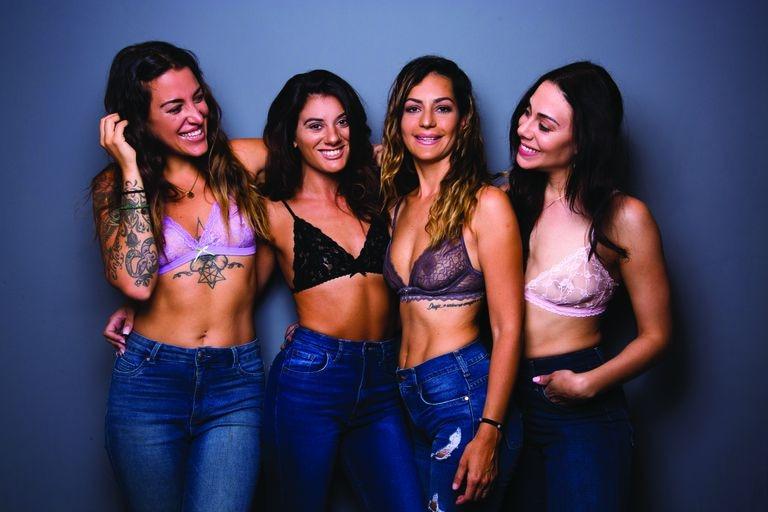 Estas cuatro mujeres tuvieron implantes mamarios y decidieron explantarse. Si querés conocer sus historias, entrá en @enfermedaddeimplantesmamarios, un grupo de apoyo e información sobre el síndrome.