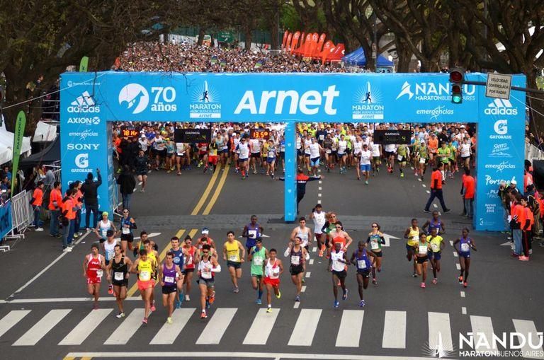 Running: el calendario de septiembre, fechas, precios e información destacada