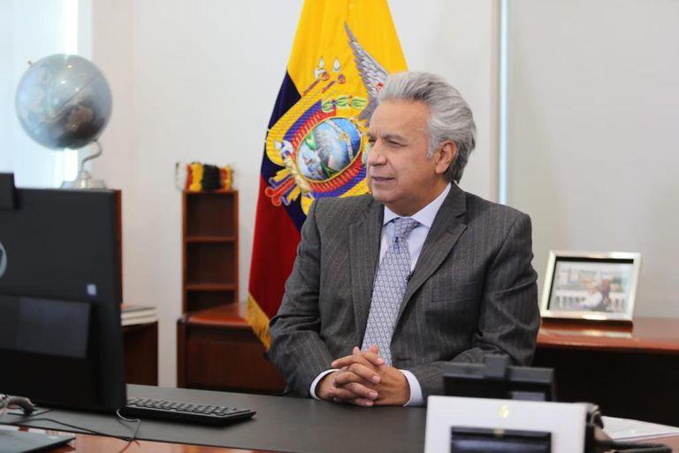 """Lenín Moreno: """"Con las dictaduras no se dialoga, al autoritarismo se lo derroca"""""""