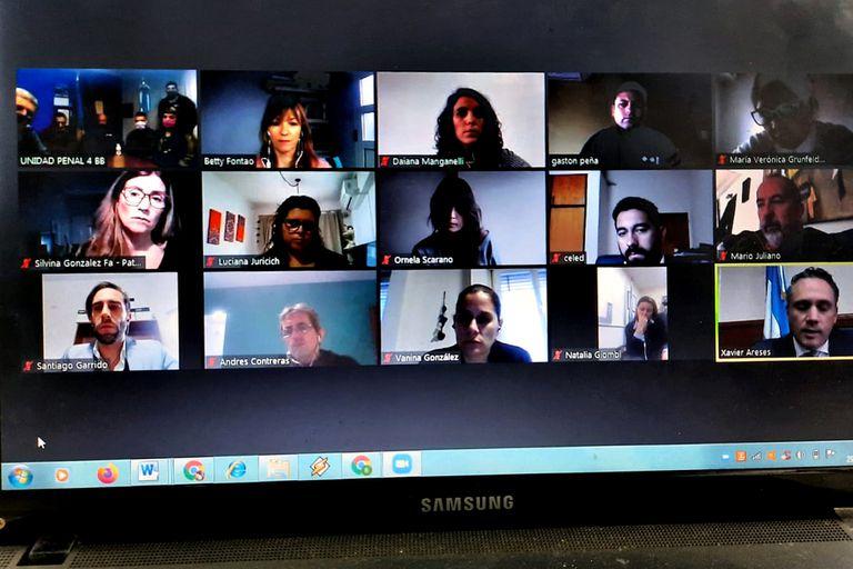 La apertura del plan piloto se hizo por videoconferencia