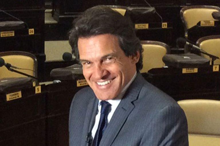 Claudio Rígoli, feliz por su designación como moderador del segundo debate presidencial