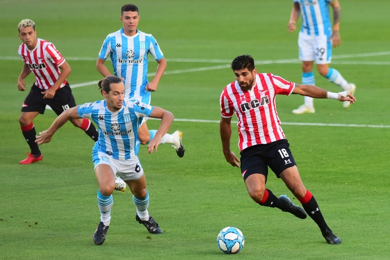 Estudiantes Vs Racing.