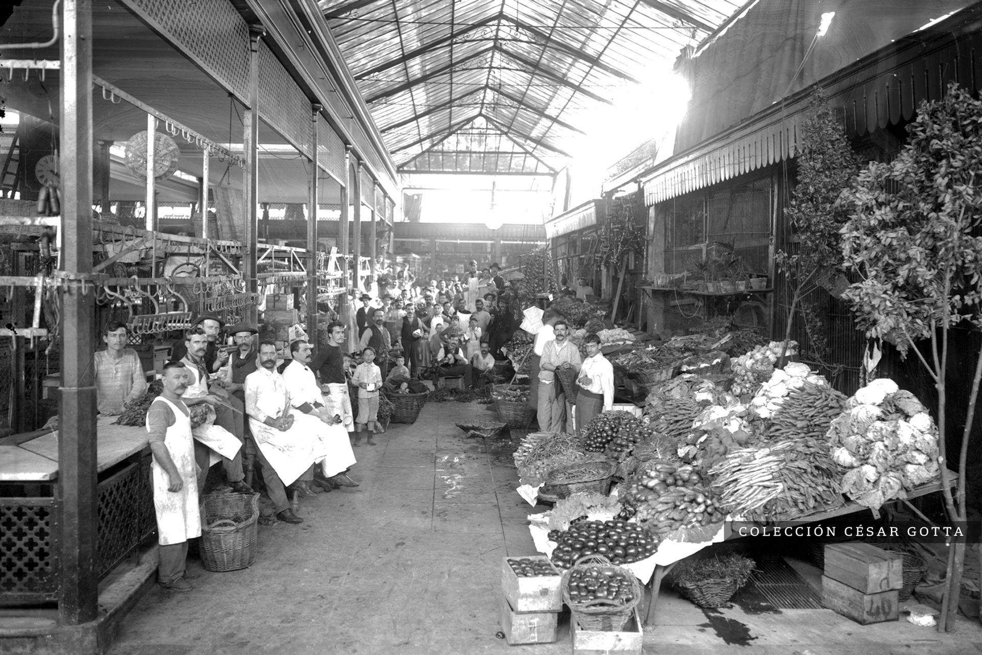 Mercado del Plata