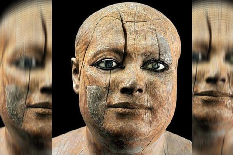 La estatua de madera de Ka'aper es una obra de arte increíblemente realista con una artesanía que es casi imposible de creer, se ha mantenido casi intacta durante 4000 años