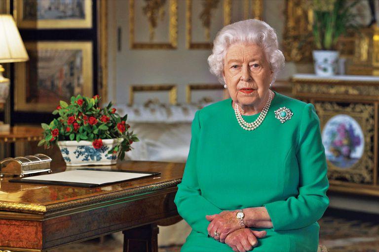 La razón por la que la reina Isabel no tiene living en ninguno de sus palacios