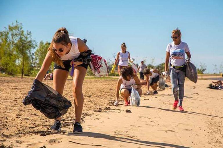 Plogging: el deporte que une ejercicio con conciencia ambiental