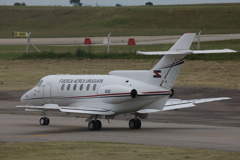 El avión presidencial de Uruguay será rematado al mejor postor el 15 de julio a las 15:00 horas