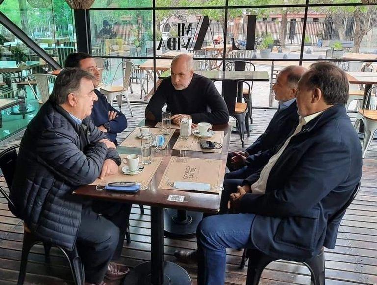 La interna de JxC quedó en evidencia en Córdoba, donde Macri, Bullrich y Larreta recorrerán por separado